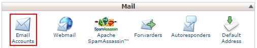 Creating an Email Account