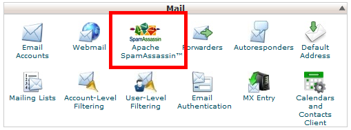 SpamAssassin Icon